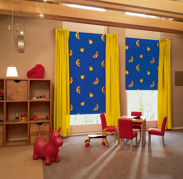 rollos f r den innenbereich dolenz gollner. Black Bedroom Furniture Sets. Home Design Ideas