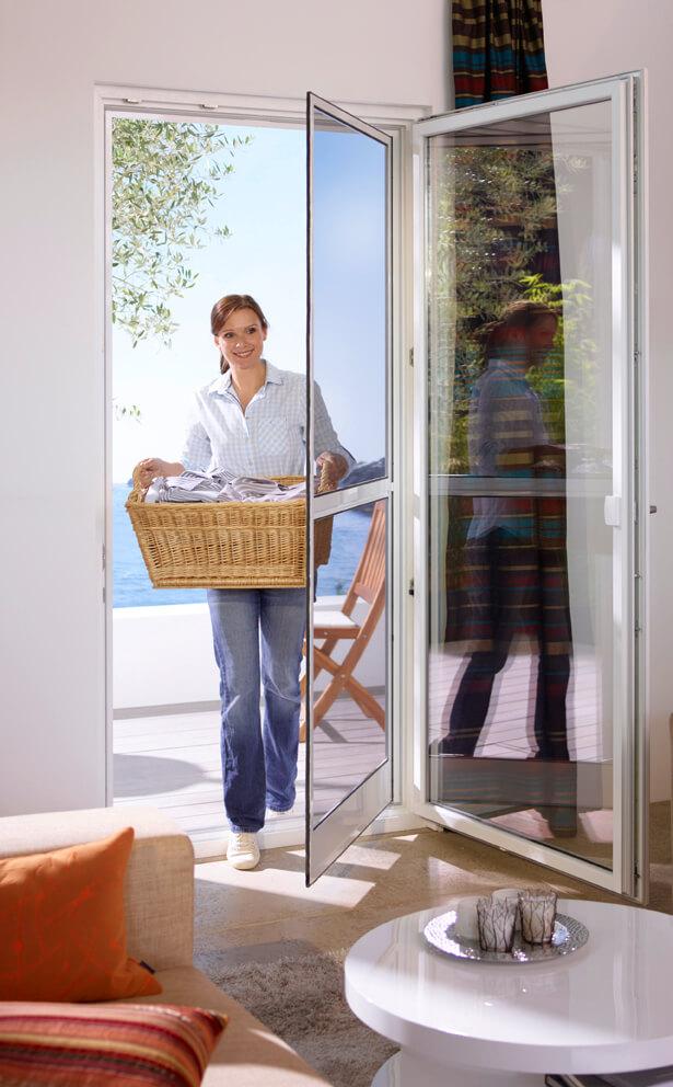 insektenschutz f r fenster und t ren dolenz gollner. Black Bedroom Furniture Sets. Home Design Ideas